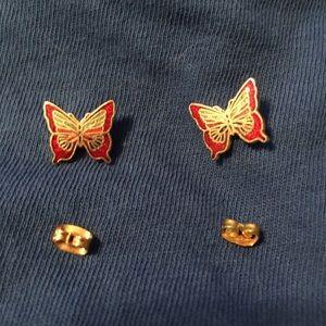 Jewelry - Cute Butterfly earrings